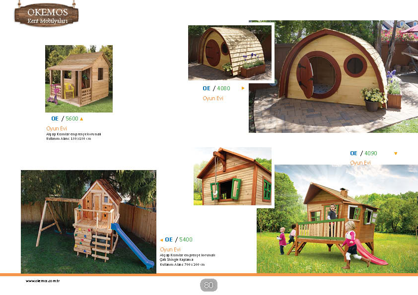 Okemos Okul Ve Kent Mobilyaları Park Bahçe Mobilyaları